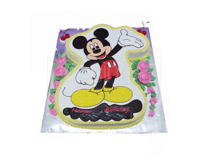 CS006   Mickey Mouse