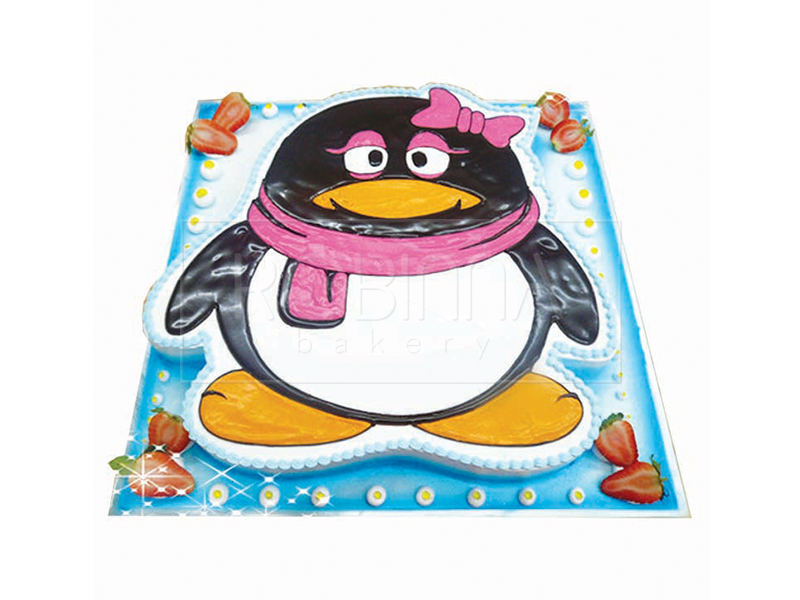 CS018  Penguin