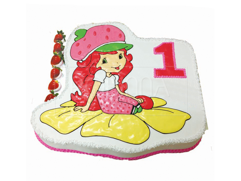 CS037   Strawberry Shortcake