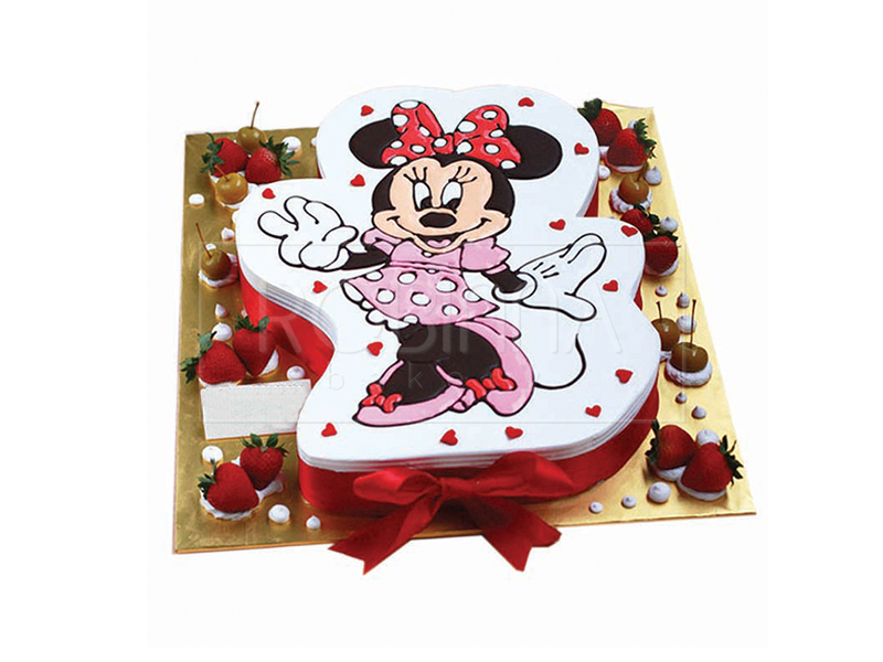 CS069    Minnie Mouse
