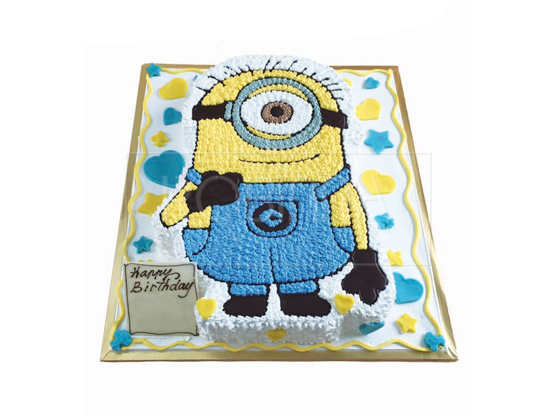 CS084   One Eye Minions