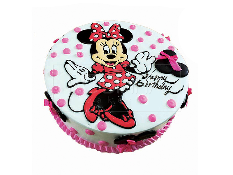 KW041   Minnie Mouse