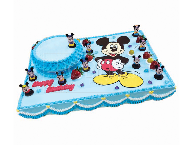 KW048   Mickey Mouse