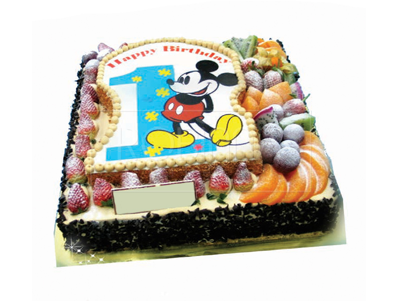 PH003   Mickey Mouse