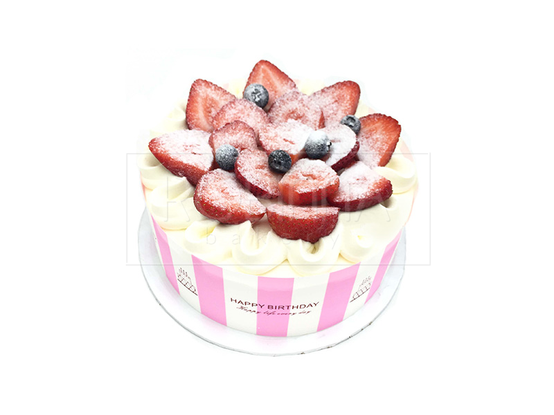 SD038  Strawberry ShortCake
