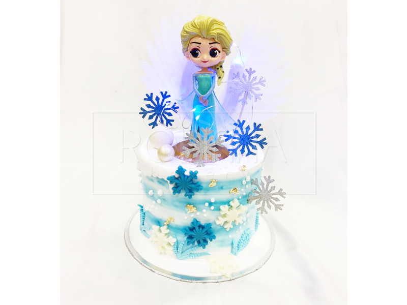DC004<br/>Princess Elsa